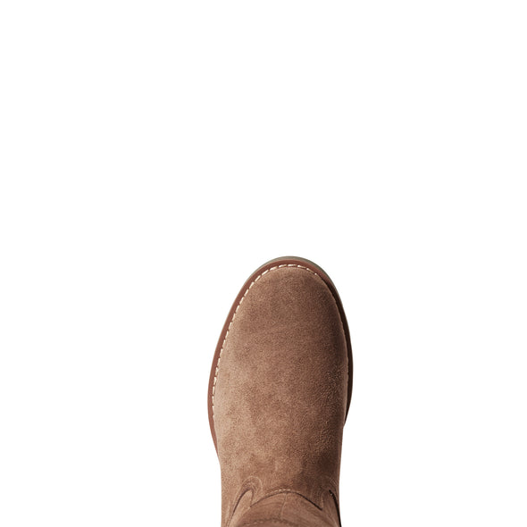 Ariat Women's Sutton H2O Taupe 10034027 toe