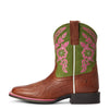 Cattle Cate Copper Penny Green 10034066 Ariat side