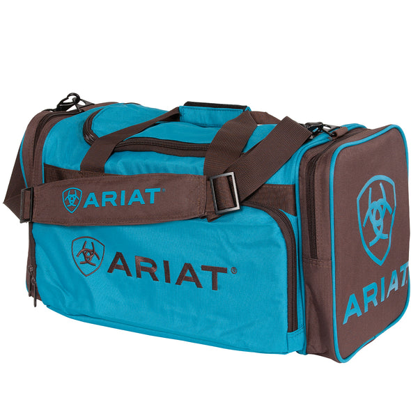 Ariat JR Gear Bag Turquoise / Brown 4-500TQ
