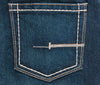 REBAR Fashion M5 Slim Straight Ironside pocket