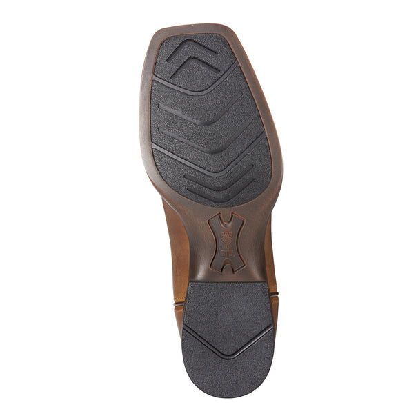 Ariat Men's VentTEK™ Ultra Distressed Brown outsole