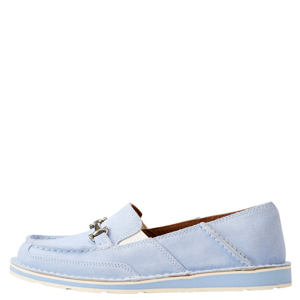 Women's Bit Cruiser Baby Blue 10023038 Ariat side