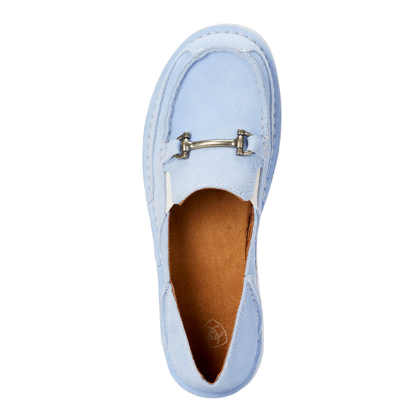 Women's Bit Cruiser Baby Blue 10023038 Ariat top