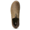 Ariat Men's Spitfire Slip On Brown Bomber top