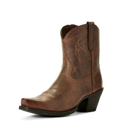Ariat Women's Lovely Sassy Brown 10027229