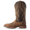 Men's Double Kicker Western Boots in Earth Leather, 10031442 Ariat