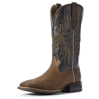 Ariat Men's Sport Breezy VentTEK™ Grizzly Oak / Tan 10031447