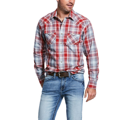 Ariat Queslor Retro Fit Shirt Multi 10031848
