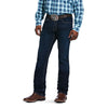 Men's M4 Low Rise Stretch Decateur Cooling Stackable Straight Leg Jeans in Roth 10031910 Ariat