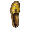 Ariat Women's Cruiser Chestnut Suede / Mustard Steerhead 10031603 top