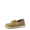 Cruiser Castaway Brown Bomber/ White Sole  10031641
