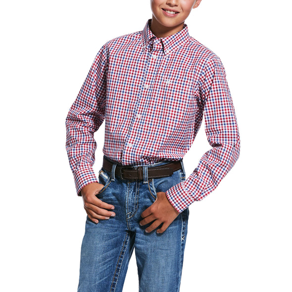 Boy's Pro Series Tolland Classic Fit Shirt 10031822