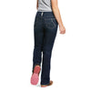 Kid's R.E.A.L. Stretch Ella Boot Cut Jeans in Naomi 10032108 Ariat back