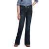 Kid's R.E.A.L. Stretch Ella Boot Cut Jeans in Naomi 10032108 Ariat