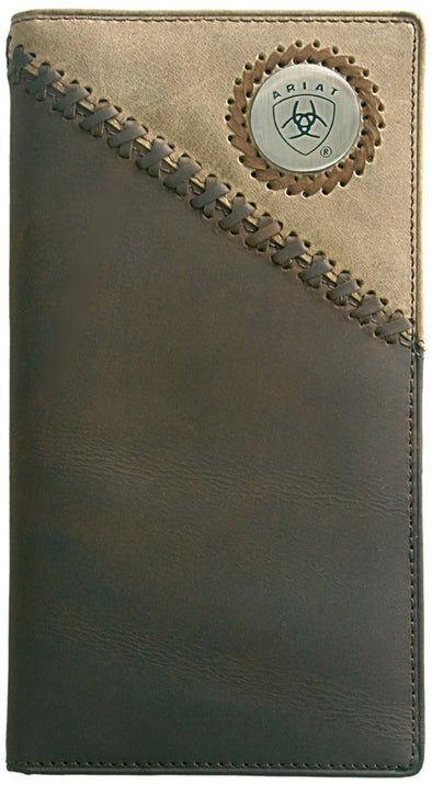 Ariat Rodeo Wallet Two-toned Distressed WLT1100A