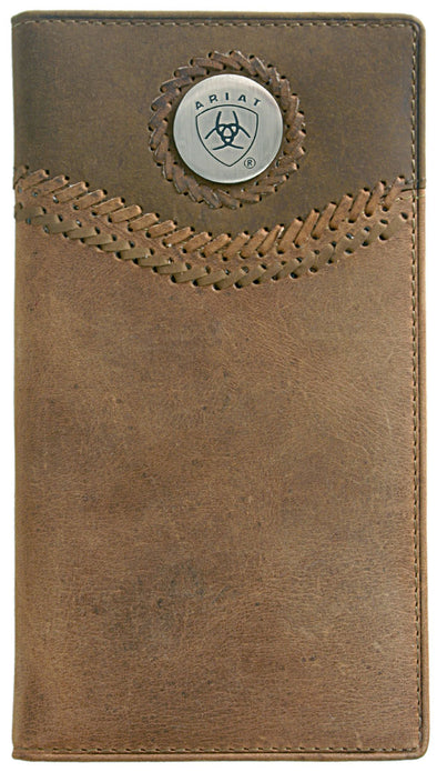 Ariat Wallet Bi-fold Two Toned Accents WLT1101A