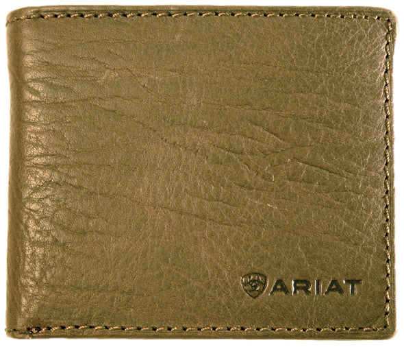 Ariat Logo Wallet Dark Brown WLT2107A