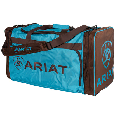 Ariat Gear Bag Turquoise / Brown 4-600TQ