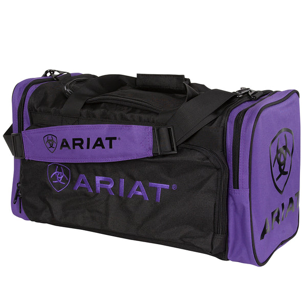 Ariat JR Gear Bag Purple / Black 4-500PR