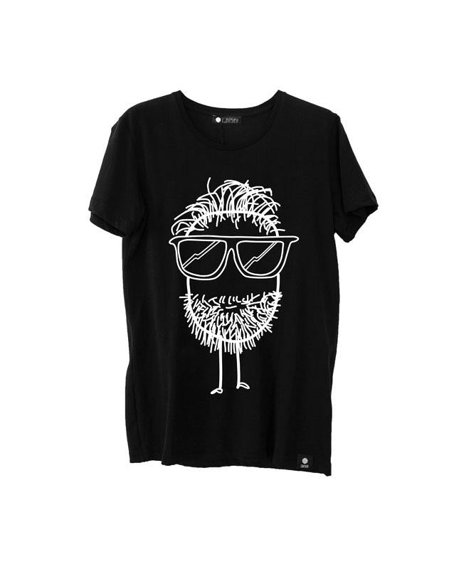 Quipster Beard T-shirt