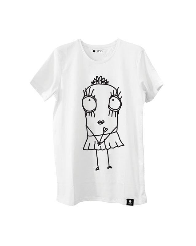 Quipster Princess T-shirt