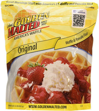 Load image into Gallery viewer, Golden Malted Waffle Mix - Original