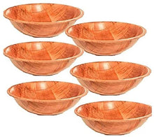 Load image into Gallery viewer, Tablecraft Wood bowl, 10-Inch - Set of 6