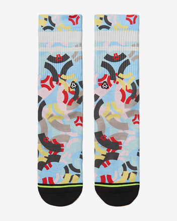 Load image into Gallery viewer, FLINCK Tokyo Camo sports socks