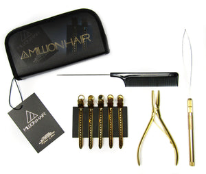 Hair Extension Tool Kit – Professional
