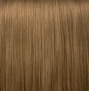 ASH BROWN #8 LIGHT BROWN 18""