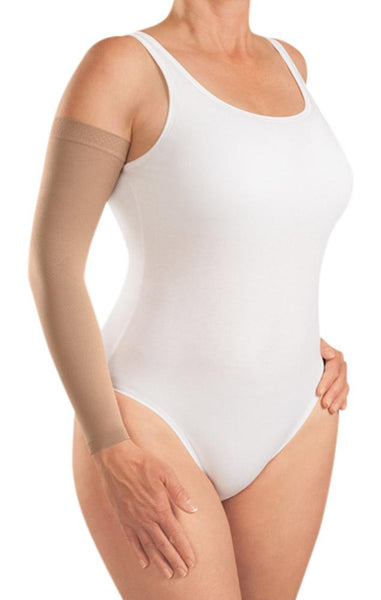 mediven harmony 20-30 mmHg armsleeve with beaded topband
