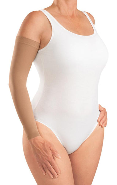 mediven harmony 30-40 mmHg armsleeve extra wide with beaded topband