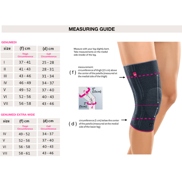 Genumedi Knee Support