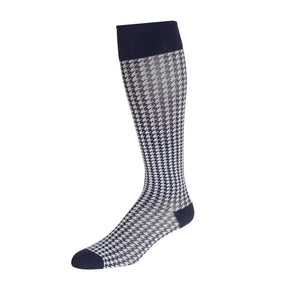 Rejuva Houndstooth Compression Socks 15-20 mmHg