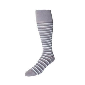 Rejuva Stripe Compression Socks 15-20 mmHg