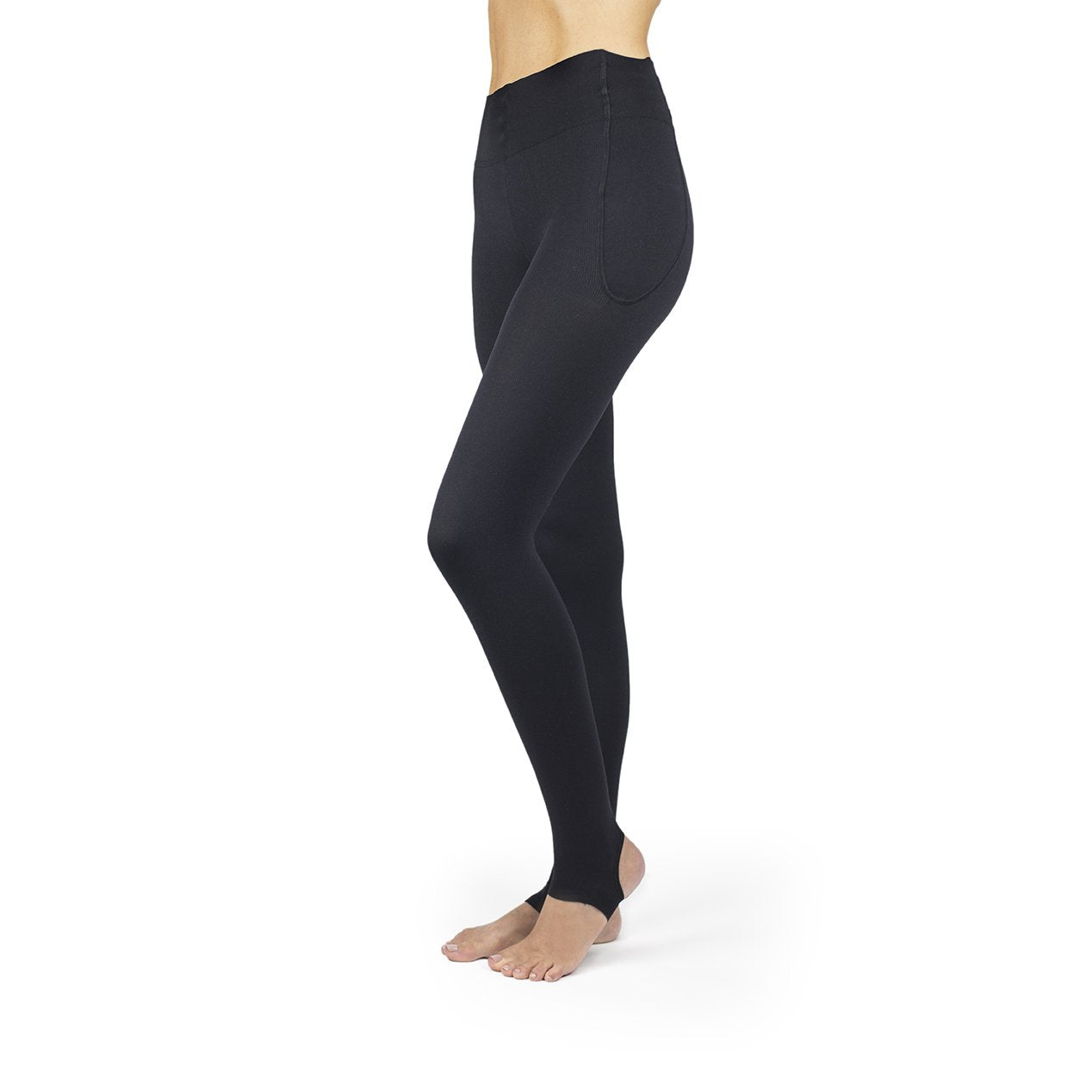 Rejuva Stirrup Compression Leggings 15-20 mmHg