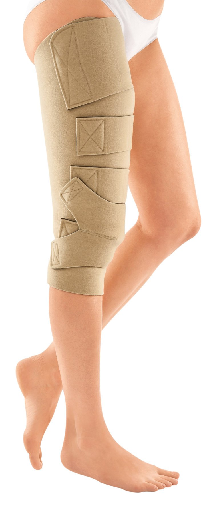 circaid juxtafit essentials upper leg xshort left