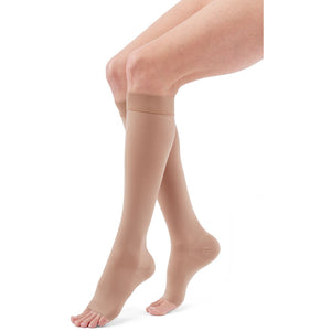 duomed advantage, 30-40 mmHg, Calf High, Open Toe