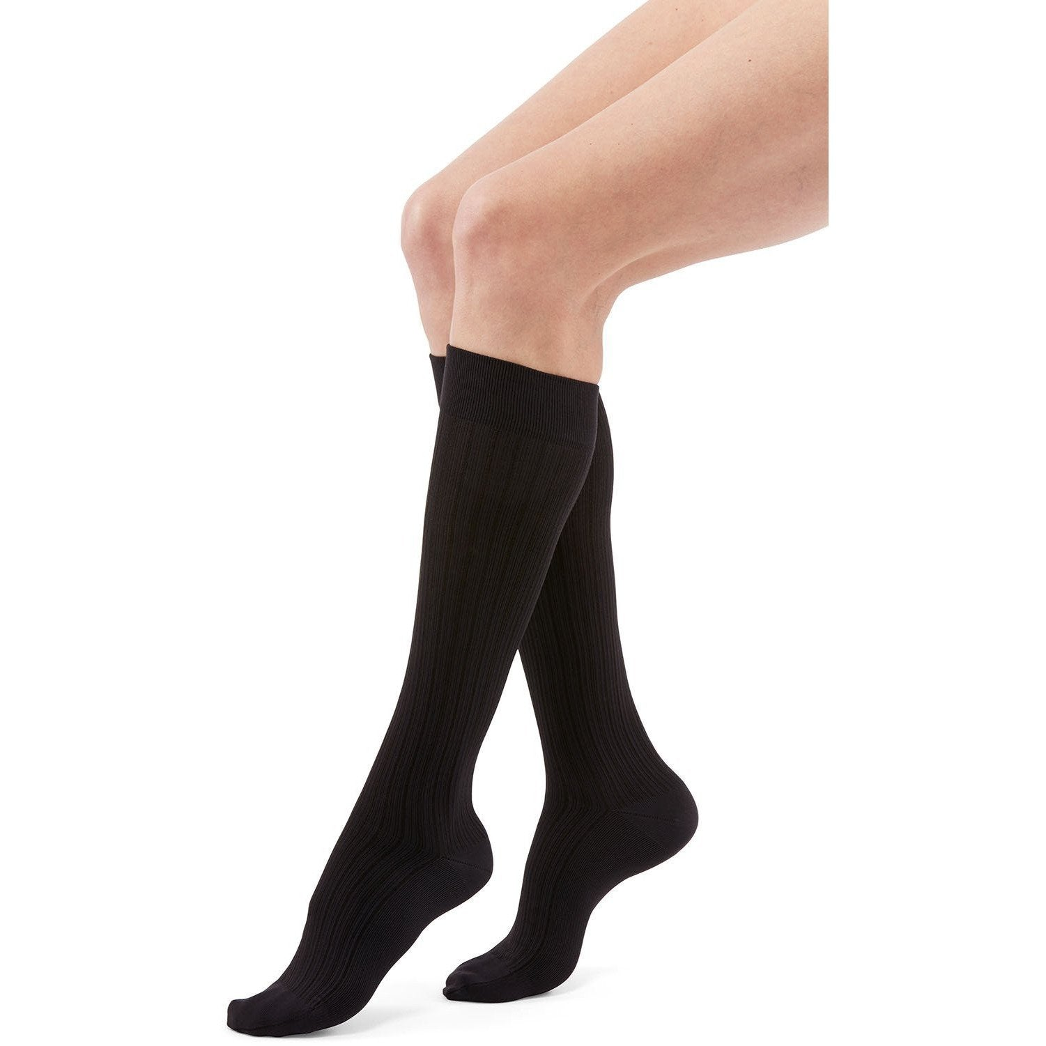 duomed freedom, 20-30 mmHg, Calf High, Closed Toe