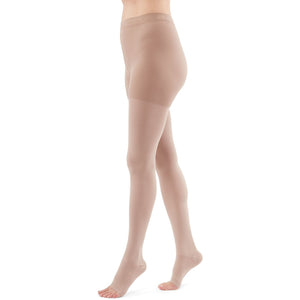 duomed advantage, 15-20 mmHg, Panty, Open Toe