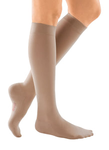 mediven comfort 15-20 mmHg calf closed toe petite