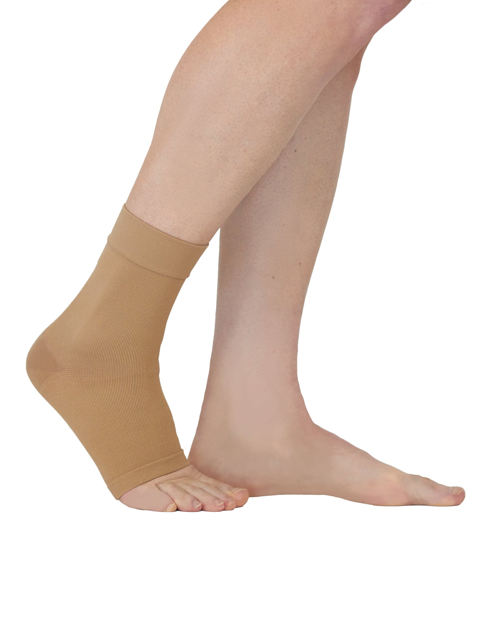 Protect.Seamless Knit Ankle Support