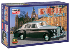 11209 1/24 Scale 1962 SILVER CLOUD II