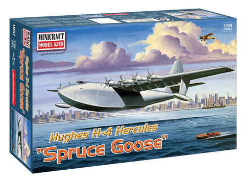 11657 1/200 Spruce Goose w/Enhanced Decals
