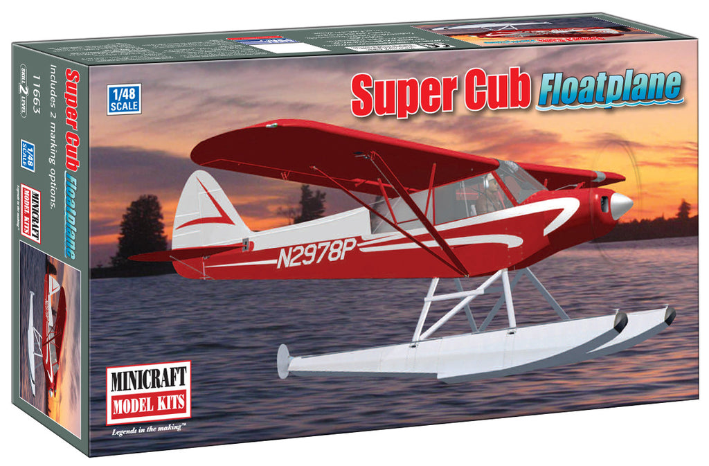 Private Aircraft | Minicraft Models