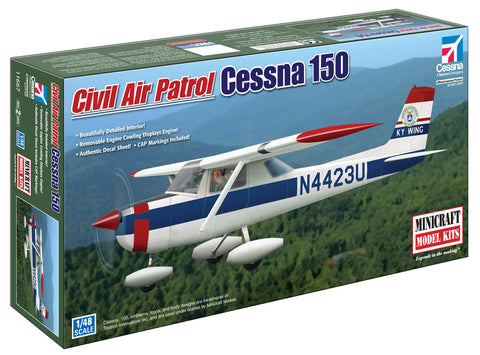 11667 1/48 Cessna 150 Civil Air Patrol