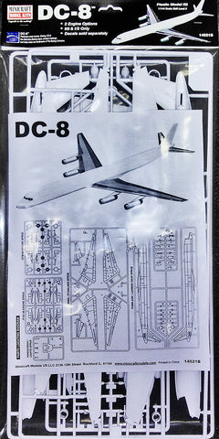 14521B 1/144 DC-8 (No Decals)