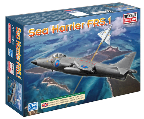 14647 1/144 Hawker Harrier RAF