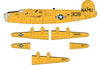 "14687 1/144 PB4Y-1 USN ""Calvert & Coke"" w/2 options"
