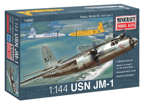 14690 1/144 JM-1 USN Joe's Banana Boat w/2 marking options